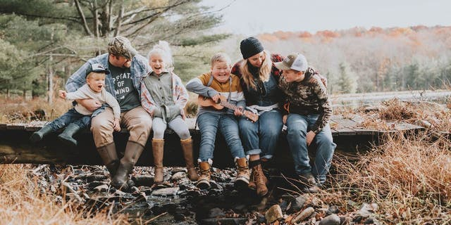 Erin and Paul Witkowski are parents to four beautiful children. The Witkowskis attend Sunday services at Liquid Church, which requires them to travel an hour and a half by car from their Hudson Valley home in New York to New Jersey.