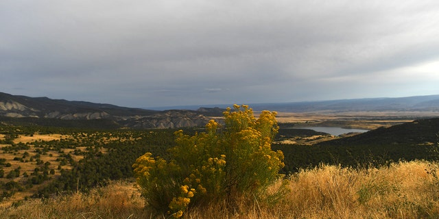 A view from the Grand Mesa on September 23, 2019 near Grand Junction, Colorado. (Photo by RJ Sangosti/MediaNews Group/The Denver Post via Getty Images)
