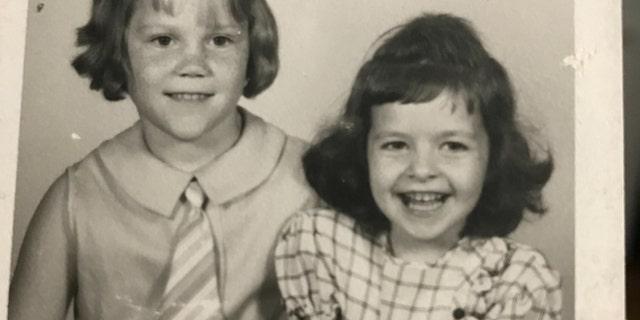Jane Blasio (right) and sister (Credit: Jane Blasio)