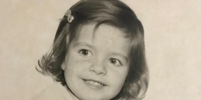 Jane Blasio as a child (Credit: Jane Blasio)