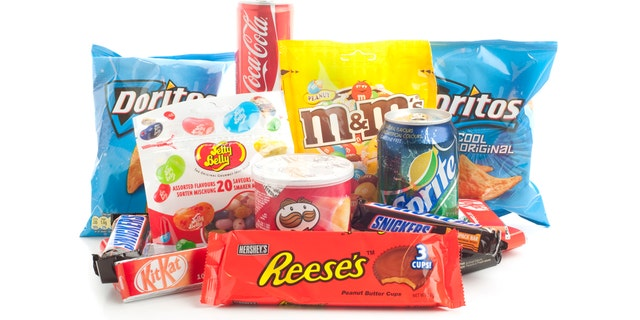 Wednesday is National Junk Food Day, which is the perfect excuse to enjoy snacks with high fat, sugar and salt content.