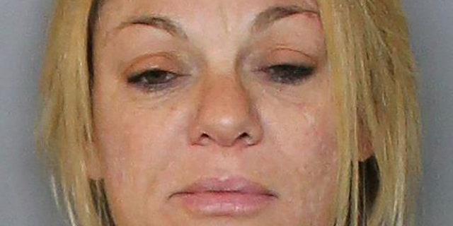 Heather A. Kennedy, 42, was arrested Monday and is facing charges of trespass in structure or conveyance and resisting an officer without violence