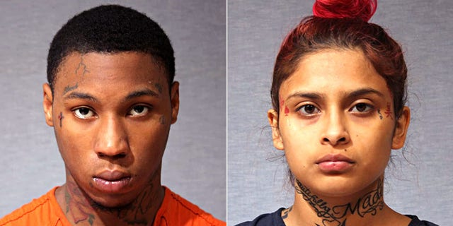 Kvaughandre Presley, 20, and 21-year-old Gabriela Liliana Torres were arrested Thursday for the death of a woman who was helping her daughter move into a new home, police said.