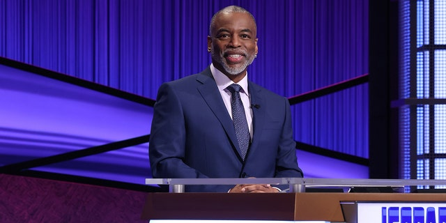 LeVar Burton opened up about potentially replacing Alex Trebek as the permanent post of 'Jeopardy!'