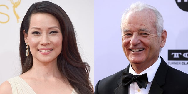 Lucy Liu recalled an instance of BIlly Murray slinging 'insults' during a rehearsal for 'Charlie's Angels.' (Getty Images)