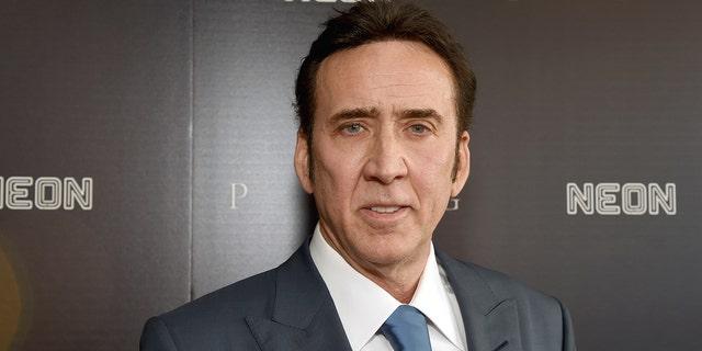 Nicolas Cage won't be playing Joe Exotic anymore.