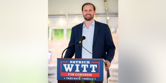 Former Trump administration official Patrick Witt on Monday formally launched his campaign for Congress, joining a large field of contenders aiming to win the Republican nomination in the race to succeed GOP Rep. Jody Hice in Georgia's 10th Congressional District.