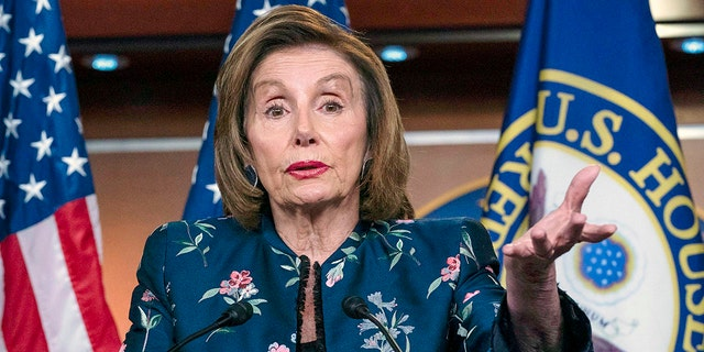 Speaker of the House Nancy Pelosi, D-Calif., and moderate House Democrats are at an impasse over which part of President Biden's agenda to pass first.