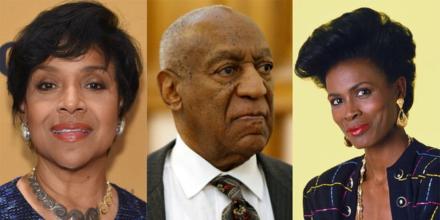 Phylicia Rashad was called out over her support of Bill Cosby by actress Janet Hubert.
