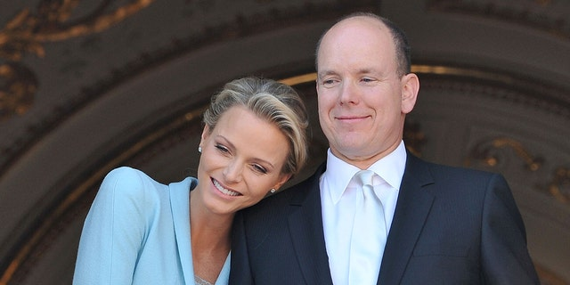 Prince Albert of Monaco has returned from visiting his wife Princess Charlene in South Africa.