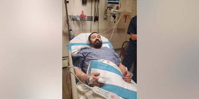 Rabbi Shlomo Noginski was stabbed multiple times Thursday outside a Boston synagogue, authorities said. He is recovering from his wounds.
