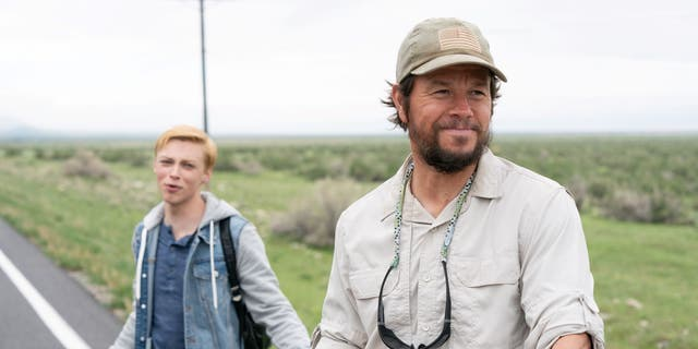 Mark Wahlberg and Reid Miller appear in 'Joe Bell,' which tells the intimate and emotional true story of an Oregonian father who pays tribute to his gay teenage son, Jadin, embarking on a self-reflective walk across America to speak his heart to heartland citizens about the real and terrifying costs of bullying.