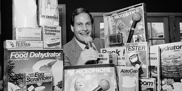 Ron Popeil, who is known for appearing in famous information ads, has died at the age of 86.