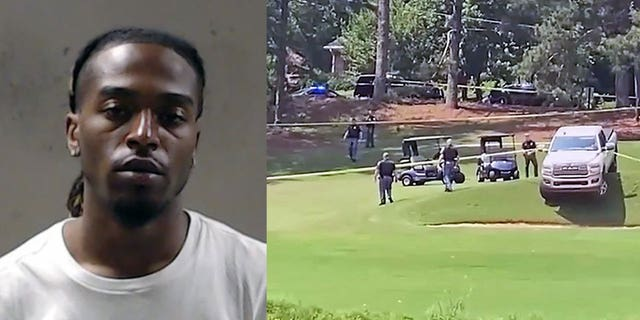 Suspect in Atlanta-area golf-course murders in custody, facing multiple charges