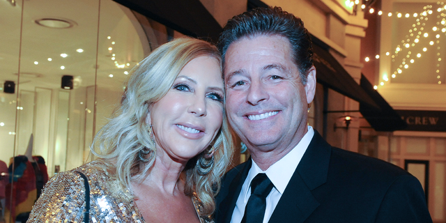 Vicki Gunvalson is supporting her man as he runs for the governor of California. (Photo by Amy Graves/Getty Images)