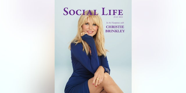 Christie Brinkley told Social Life magazine the #MeToo movement has 'empowered' women to 'to really spot the pitfalls before they get in there too far.'