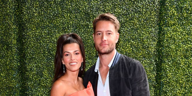 Actor Justin Hartley shared a birthday tribute to his new wife Sofia Pernas on Instagram days after his ex-wife Chrishell Stause confirmed her new relationship with Jason Oppenheim.