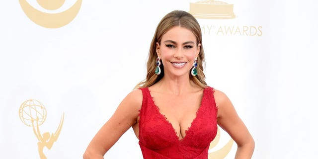 Actress Sofia Vergara arrives at the 65th Annual Primetime Emmy Awards held at Nokia Theatre L.A. Live on September 22, 2013 in Los Angeles, California