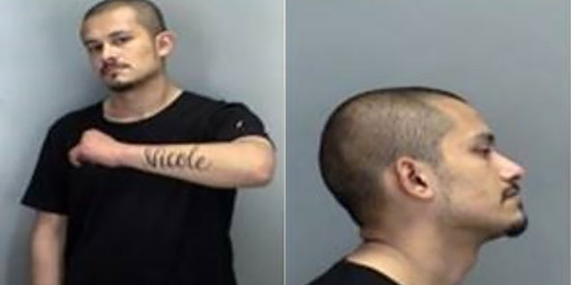 Guillermo O. Raya was located and arrested in Salem, Oregon, on Sunday
