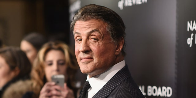 Sylvester Stallone celebrated his 75th birthday surrounded by his wife and daughters. Stallone shared photos from his birthday on Instagram.