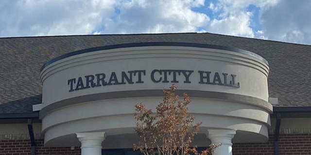 The front of Tarrant City Hall in Alabama. (City of Tarrant)