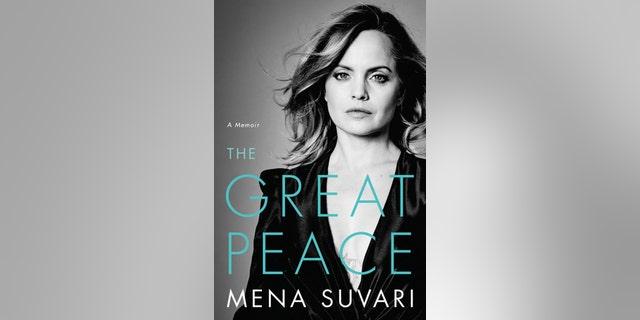 Mena Suvari has released a new memoir titled 'The Great Peace.'