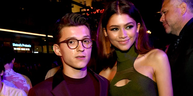 Tom Holland and Zendaya had been previously linked romantically back in 2017.