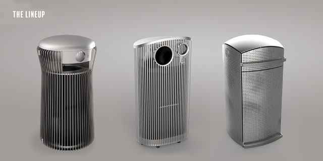San Francisco's Department of Public Works is considering spending $  20K a piece on 15 prototype cans in three designs.