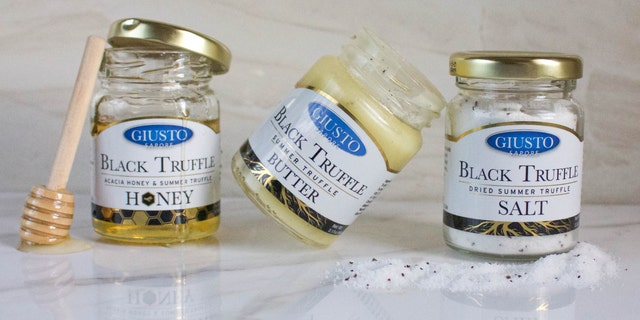 Truffle enthusiasts will adore this collection of condiments that makes for the ideal accompaniments to flatbread, salad dressings, cheese platters, and more.