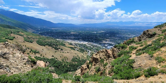 According to Swanger, the treasure was hidden beneath a dead tree at a place called Heughs Canyon Trail, at the mouth of Big Cottonwood Canyon in Utah.
