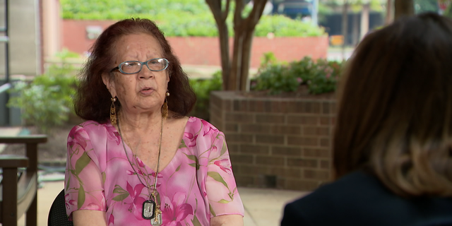 90-year-old widow faces economic hardship amid massive backlog of veteran records
