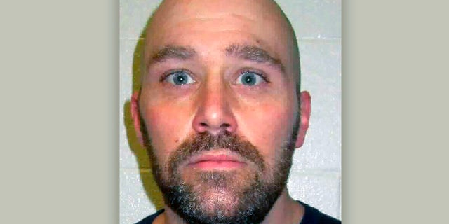 FILE - In this March 2021, file photo provided by the Nevada Department of Corrections, shows convicted murderer Zane Michael Floyd, 45, an inmate at Ely State Prison. (Nevada Department of Corrections via AP, File