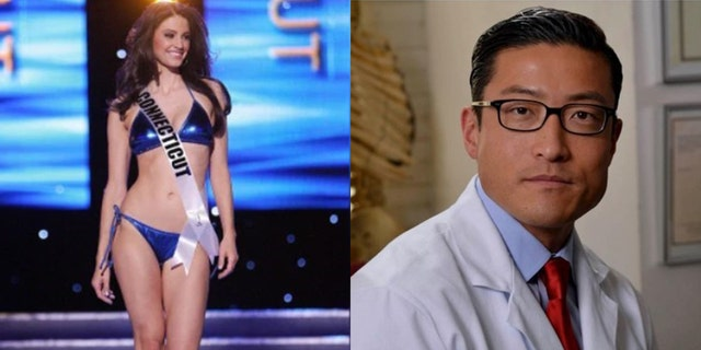 Former Miss Connecticut USA Regina Turner and Hospital for Special Surgery Dr. Han Jo Kim put their contentious split to bed before a public hearing scheduled for 10 a.m. could take place. (Alamy Stock Photo /LinkedIn)