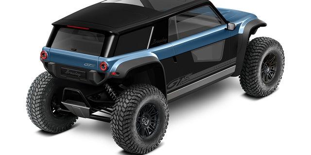 Utah-built Vanderhall Brawley electric 4x4 on sale soon