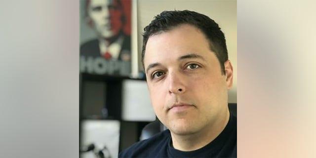 Fairfax Democratic Committee chair Bryan Graham