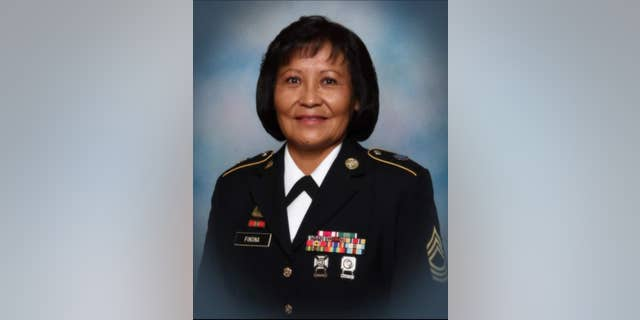 Cecelia Barber Finona, a 59-year-old US Army vet, was last seen at her Farmington home in May 2019.