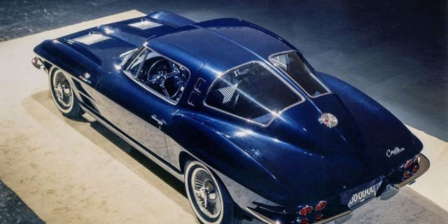 Chevrolet considered building this four-seat Corvette in 1962, but canceled the project and destroyed the fiberglass mockup.