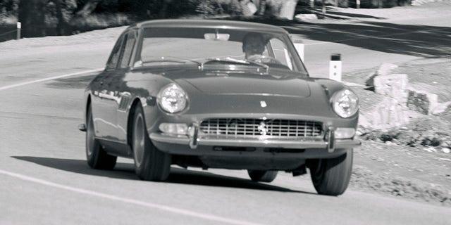 The 1967 Ferrari 330 GT 2+2 originally sold for around $12,000.