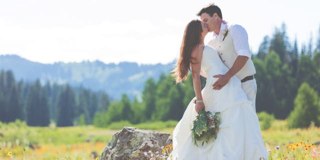 Brides and grooms in Colorado could potentially have a portion of their wedding comped with the Meeting and Events Incentive program, an initiative introduced by the Colorado Office of Economic Development and International Trade. (iStock)