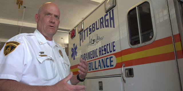In Pittsburgh, Assistant EMS Chief Mark Pinchalk has seen a spike in fatal drug use. Pinchalk said the department furthered their Narcan 'leave behind' program during the pandemic to ensure known opioid users would have lifesaving treatment.