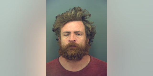 Philip Mills, who allegedly set a fire that killed his brother and injured his mother in El Paso, Texas.
