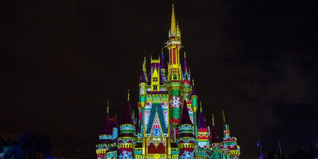 """Disney's Magic Kingdom Park in Orlando will host a """"Very Merriest After Hours"""" event this year to celebrate the holiday season. The ticketed celebration will run from Nov. 8 to Dec. 21, 2021. (Disney Parks Blog)"""