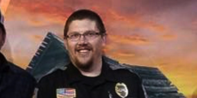 Red Lake police Officer Ryan Bialke was fatally shot Tuesday, authorities say. (Red Lake Department of Public Safety)