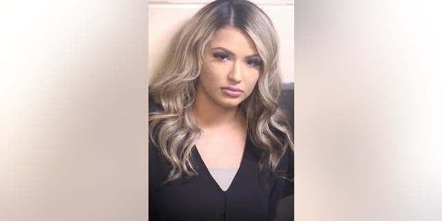 Tina Gonzalez, 27, was busted after Fresno County Sheriff's Office workers received a tip about her relationship with a prisoner who was caught with a cellphone behind bars in 2019.