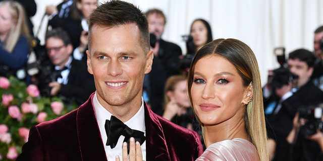 The NFL legend and supermodel have been married for 12 years.