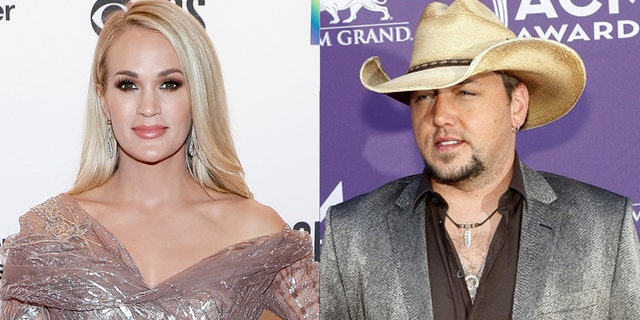 Carrie Underwood and Jason Aldean confirmed a collaboration together.