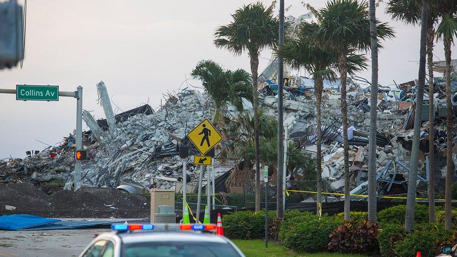 surfside, demolition