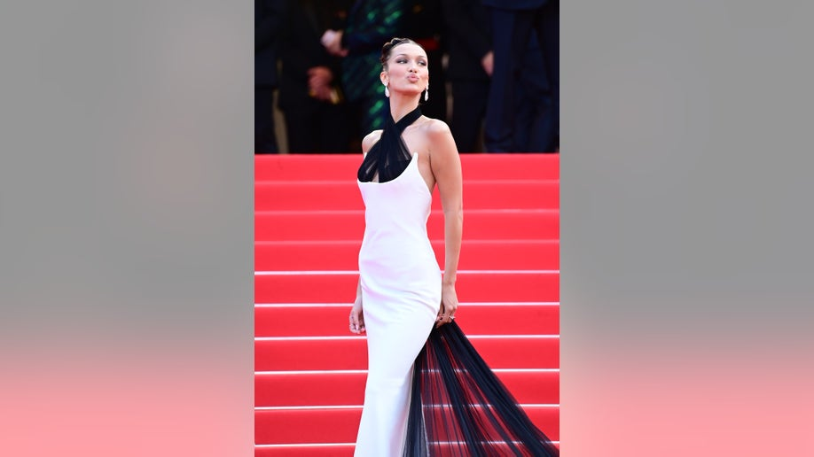 2021 Cannes Film Festival: Candice Swanepoel, Bella Hadid and more stars pose on the red carpet