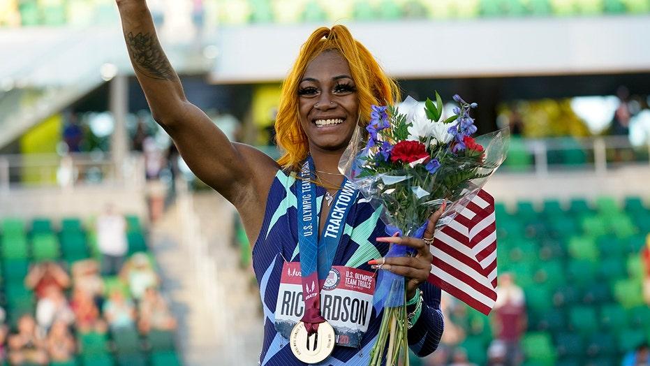 Sha'Carri Richardson supporters call on IOC, WADA to reinstate sprinter