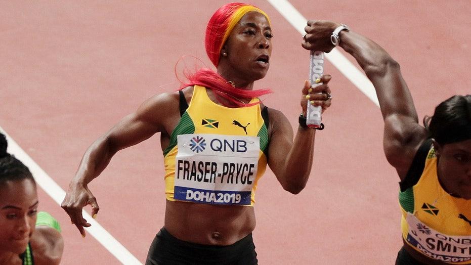 At 34, 'Mommy Rocket' Fraser-Pryce sprinter to beat in Tokyo